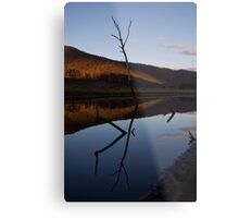Calm afternoon. Metal Print