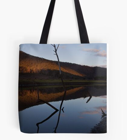 Calm afternoon. Tote Bag
