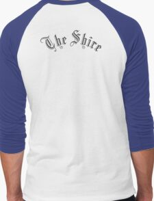 The Shire , Arched type Men's Baseball ¾ T-Shirt