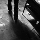 shadows on a kitchen floor #2 by ragman
