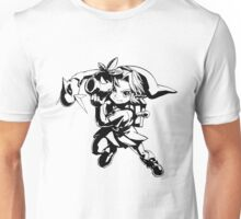 Legend of Zelda, Links Many Masks Unisex T-Shirt