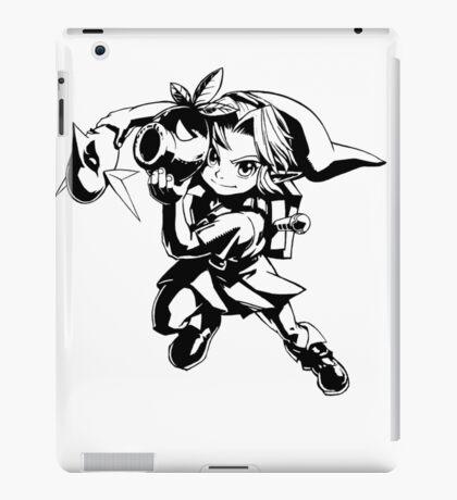 Legend of Zelda, Links Many Masks iPad Case/Skin