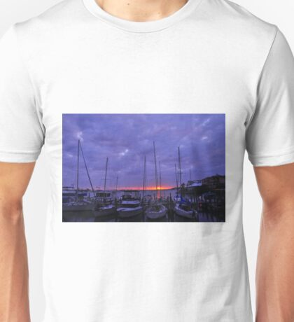 Sunrise at Mantazas Pass Unisex T-Shirt