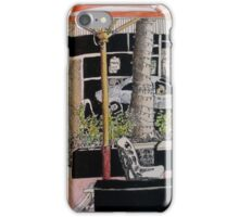 Across Oxford Street iPhone Case/Skin