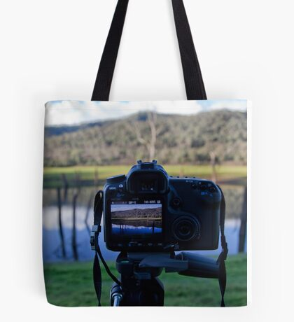 Picture in Picture. Tote Bag