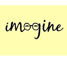 Imagine - John Lennon  Photographic Print