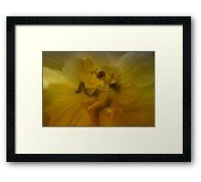 Flower Goddess Framed Print