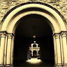 entrance  by Matthew  Smith