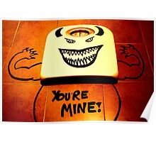 You're Mine!  Poster