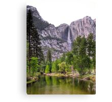 yosemite serenite Canvas Print
