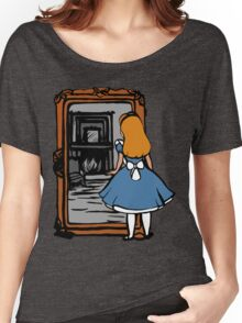 Alice - Through The Looking Glass Women's Relaxed Fit T-Shirt