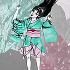 Geisha Bazaar  by Jessica S Kemp