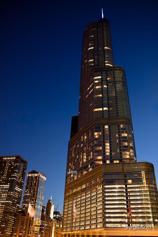 Trump international hotel tower chicago by eegibson for Hotels in chicago under 100