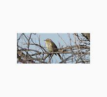 Bird on a branch. Unisex T-Shirt