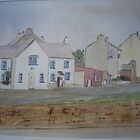 Cappa village, Kilrush, Co.Clare by Pauline Dunleavy