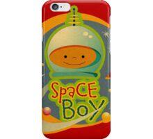 Space Boy! iPhone Case/Skin