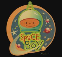 Space Boy! One Piece - Short Sleeve