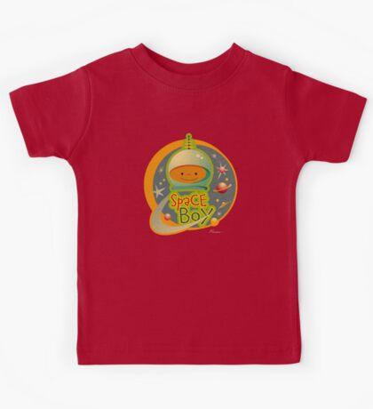 Space Boy! Kids Tee