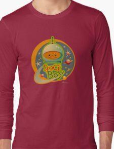 Space Boy! Long Sleeve T-Shirt