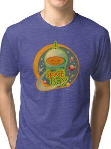 Space Boy! Tri-blend T-Shirt