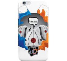 Peek-a-boo Turret iPhone Case/Skin