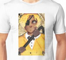Human Bill Cipher-Gravity Falls Unisex T-Shirt