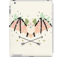 Crystal Bat iPad Case/Skin