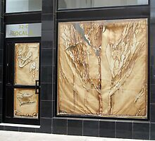 Shop-front by Alan Gandy