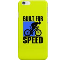 BICYCLE-3 iPhone Case/Skin