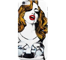 The Lady II iPhone Case/Skin