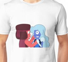 Roobie and Laughy Sapphy  Unisex T-Shirt