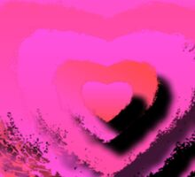 LAYERED LOVE Sticker
