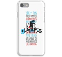 GISHWES Synonyms (colour) iPhone Case/Skin