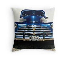 Chevy Throw Pillow