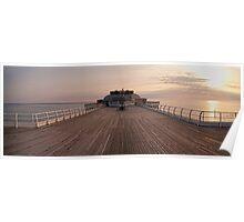 Norfolk Pier Poster