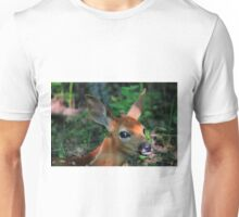 Fawn Profile Unisex T-Shirt