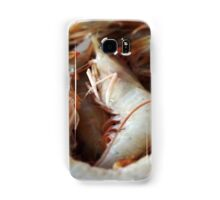 Raw Prawns Samsung Galaxy Case/Skin