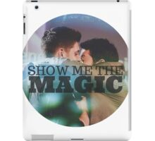 Show Me The Magic iPad Case/Skin