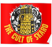 The Cult of Skaro Poster