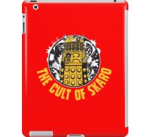 The Cult of Skaro iPad Case/Skin