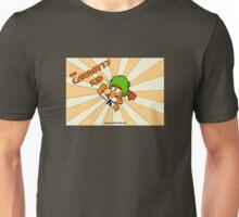 The Carrotty Kid: Sunburst Unisex T-Shirt