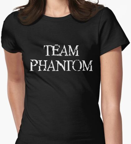 Team Phantom Womens Fitted T-Shirt