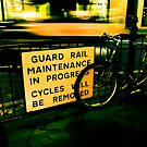 Cycles will be removed by Ruoxiang Chau