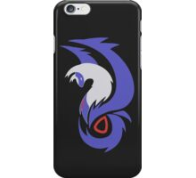 pokemon latios latias anime manga shirt iPhone Case/Skin