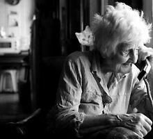 My Maltese friend Mary by Ellen van Deelen