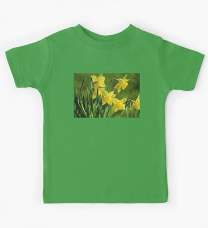 Daffodil Dreams Kids Tee