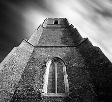 St Andrews Church Tower by Giles McGarry