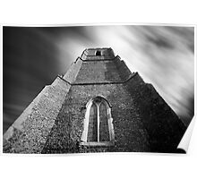 St Andrews Church Tower Poster