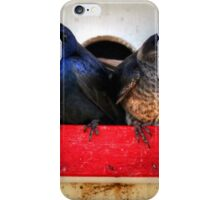 Mr & Mrs Martin iPhone Case/Skin