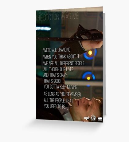 11th Hour Greeting Card